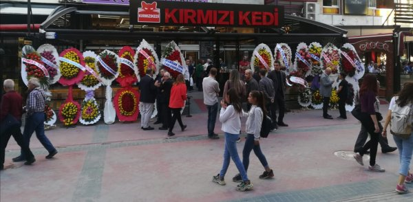 Ankara da yepyeni bir kitabevi #2