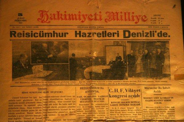 Atatürk ün evine yoğun ilgi #4