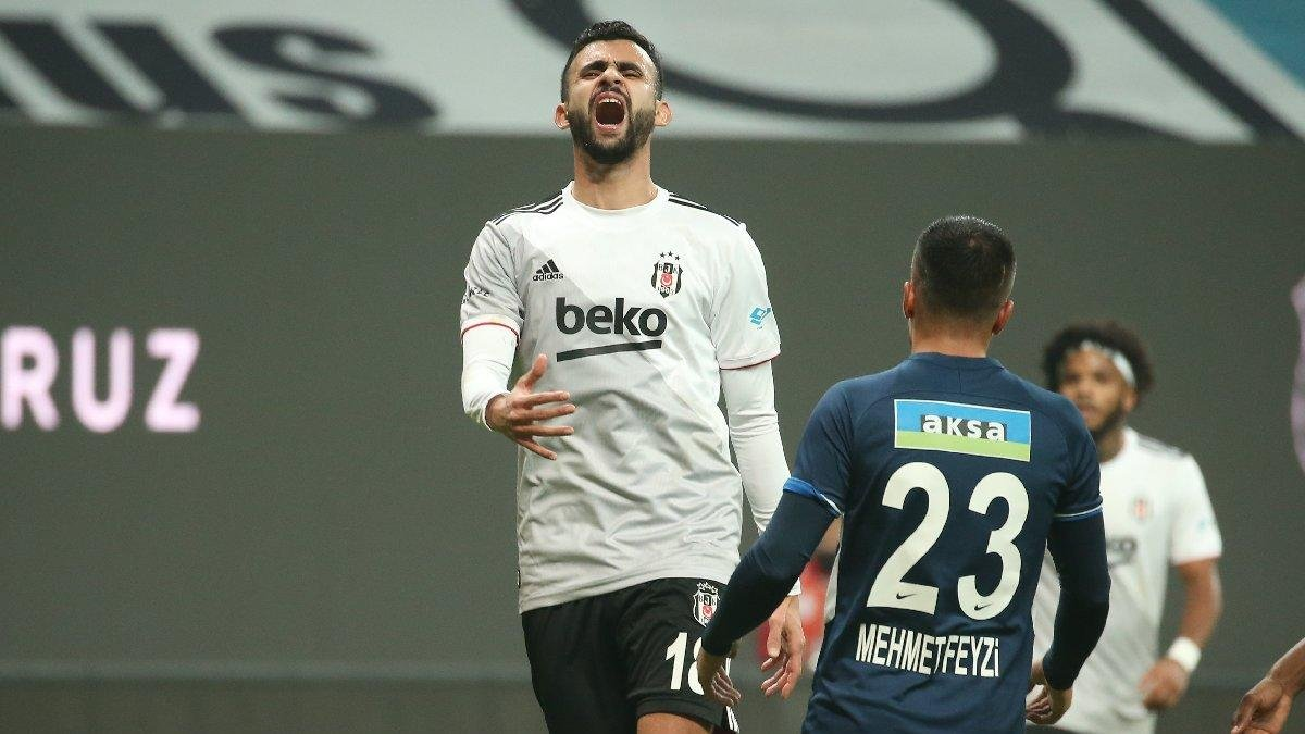 Beşiktaş, Rachid Ghezzal ın bonservisi için çözüm arıyor #1