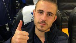 Dimitris Pelkas: Pazar günü sahada olacağım