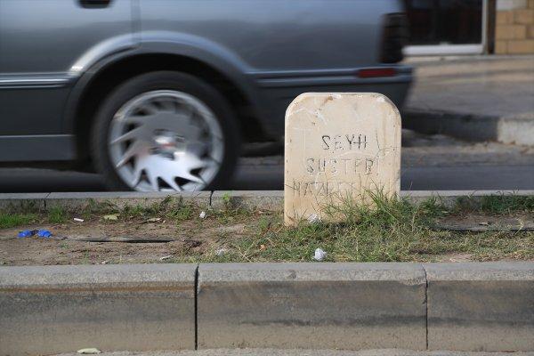 Karagöz ve Hacivat ın mucidinin mezar taşı tepki çekti #1