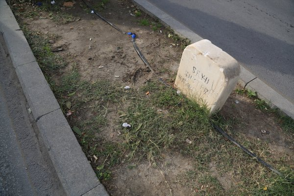 Karagöz ve Hacivat ın mucidinin mezar taşı tepki çekti #3