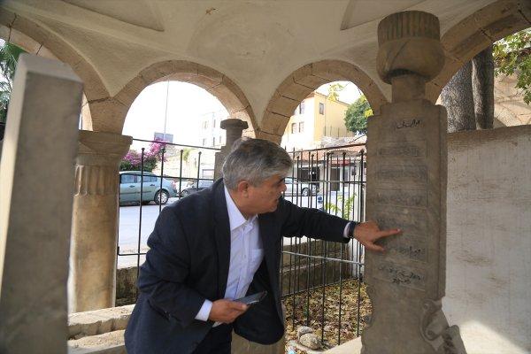 Karagöz ve Hacivat ın mucidinin mezar taşı tepki çekti #4