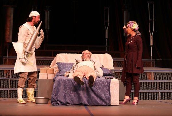 Moliere in çok güldüren oyunu: Hastalık Hastası #1