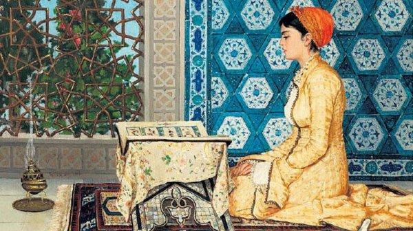 Osman Hamdi Bey in eseri Londra da rekor fiyata satıldı #1