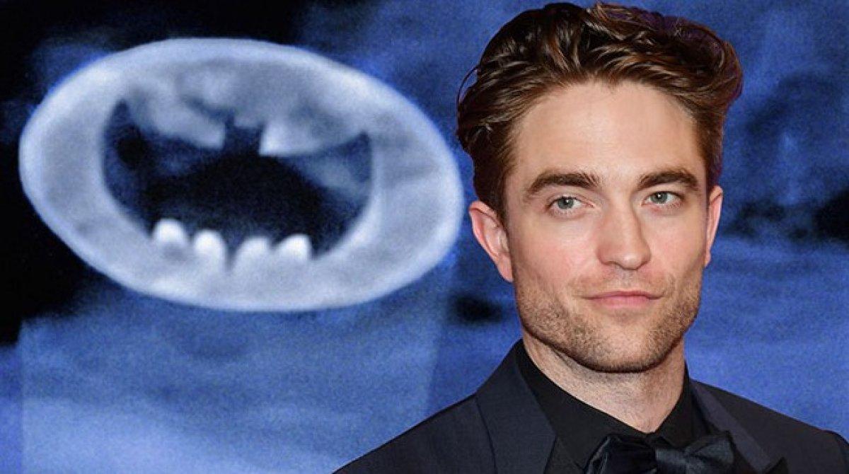 Robert Pattinson: Batman kahraman değil #1
