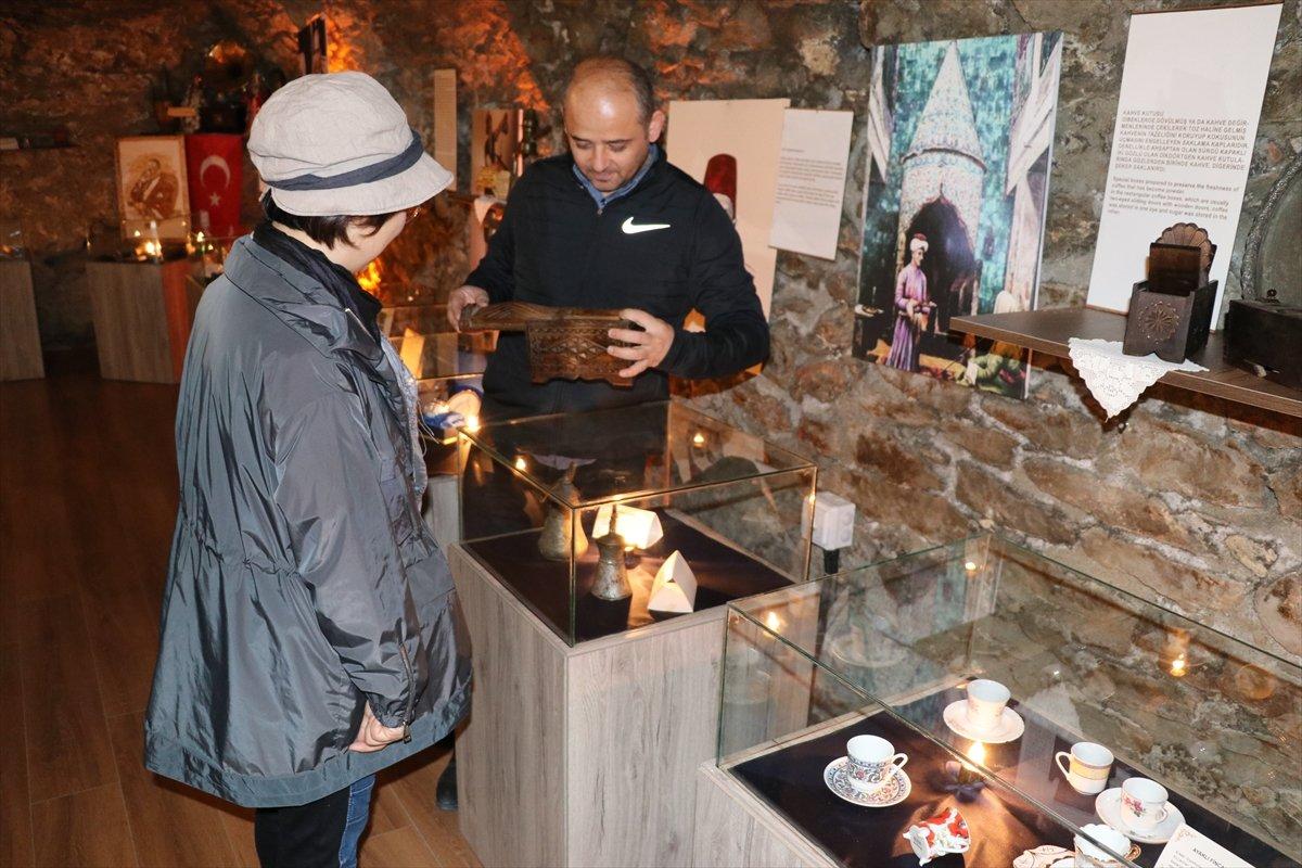 Türk kahveleri, tarihi müze oldu #2