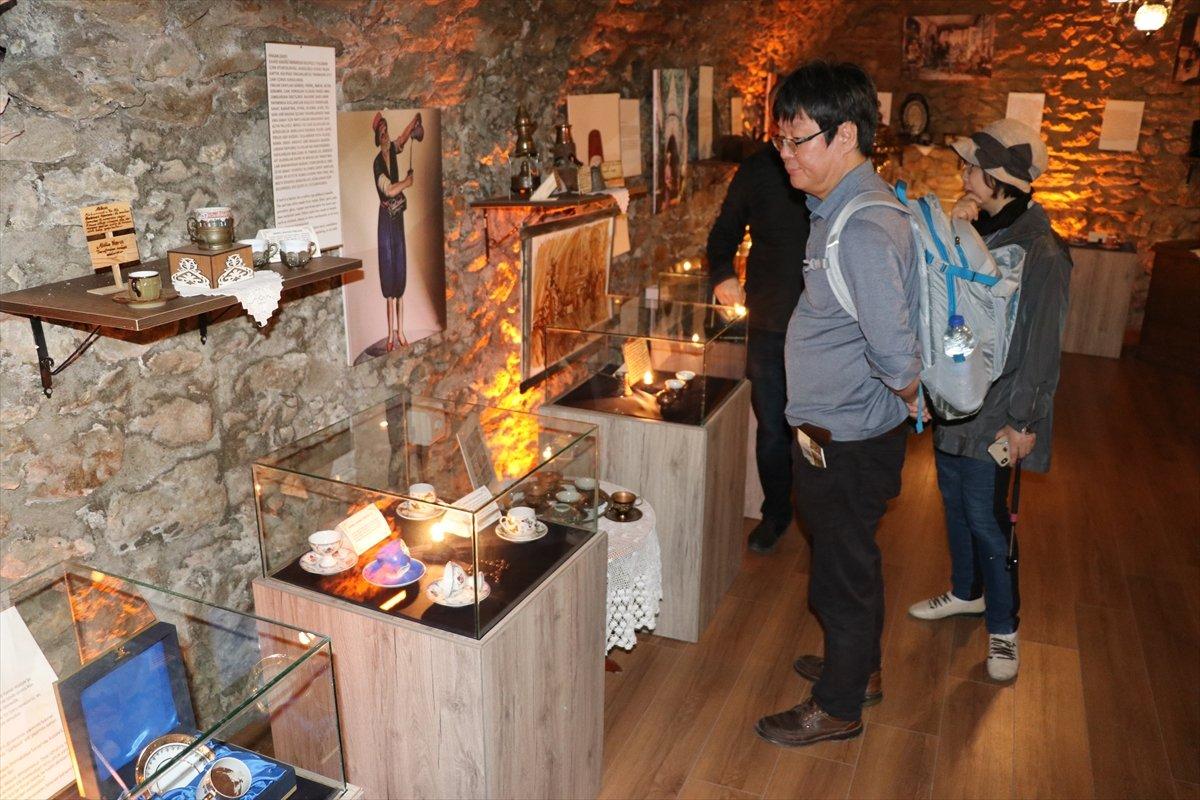 Türk kahveleri, tarihi müze oldu #3