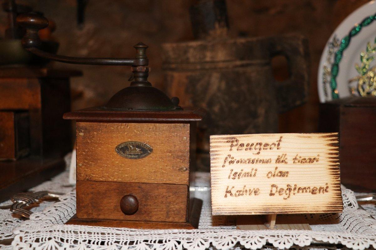 Türk kahveleri, tarihi müze oldu #4