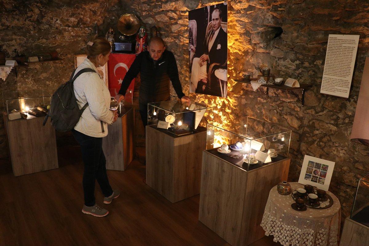Türk kahveleri, tarihi müze oldu #10