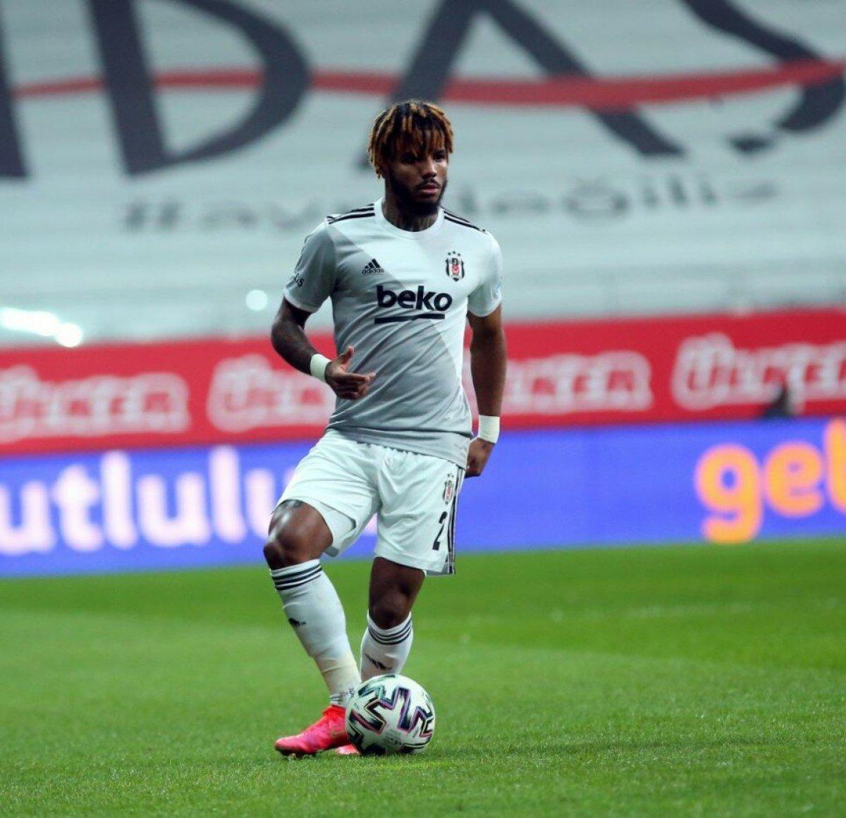 Valentin Rosier: Beşiktaş ta kalmak istiyorum #1
