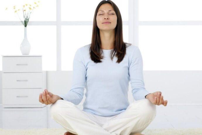 Evde nefes egzersizleri ile rahatlayın!
