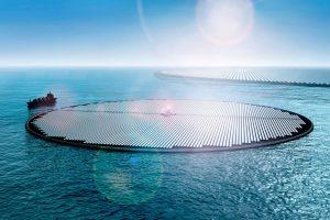 Yüzer Güneş Enerji Santrali (Yüzer GES)